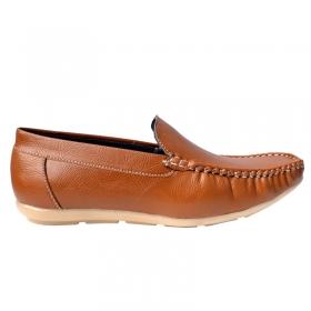 Sunbright Men's Loafers Tan_6
