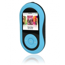 Over Tech W11 Mp3 Players ( Blue )