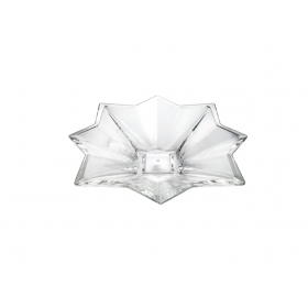 Crystal Glass Cake Plate