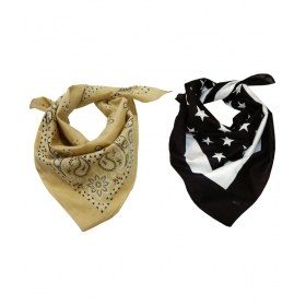 Pack Of 2 Bandana Scarf