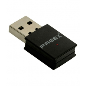 300mbps_usb Black Wireless Laser Presenter