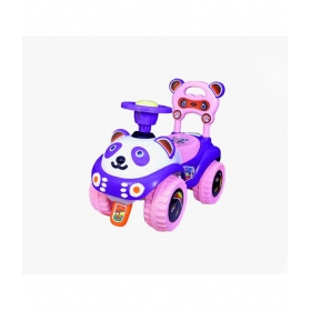 Baby Ride On Purple Walkers
