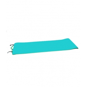 Green Super Soft Eva Yoga Mat - 6 Mm