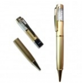 24kt Gold Plated Pen With Pen Drive