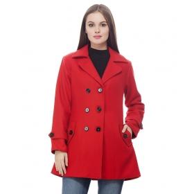 Red Woollen Coats