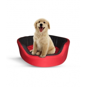 Small Red Pet Bed