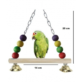 Pets Multicolour Swing