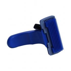 Blue Deshedding Tool Small
