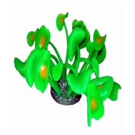 Fish Aquarium Tank Toy - Environment Friendly Coral Green