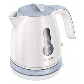 Philips Daily Collection Mini Hd4608 0.8-litre With Concealed Element Kettle