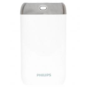 Philips Dlp8006 8000 -mah Li-polymer Power Bank White