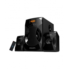 Philips Explode In- Mms4040f/94 2.1 Multimedia Speakers Black