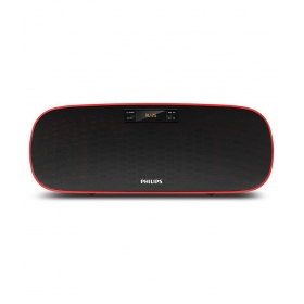 Philips Mms2140b/94 Portable Speaker