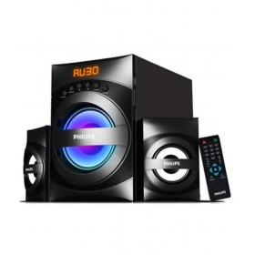 Philips Mms 3535 2.1 Multimedia Speakers - Black