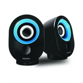 Philips Spa 50 Portable Speaker - Black