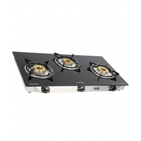 Pigeon Glasstop 3 Burner Favourite