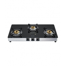 Pigeon Gas Stove Blackline 3 Burner Square - Manual
