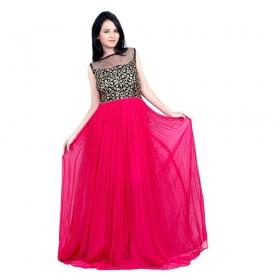 Pinkcholi Gown