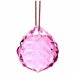 Crystal Ball Pink