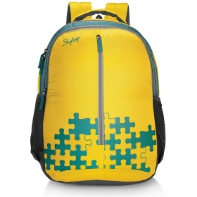 Skybags Pixel 03 31 L Backpack (yellow)