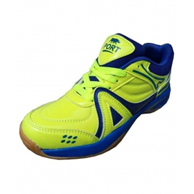 Port Activay Yellow Basketball Shoes