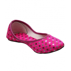 Pink Jutties