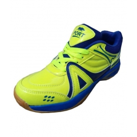 Port Roadster Yellow Basketball Shoes