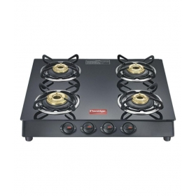 Prestige Mavel Plus 4 Burner Manual Gas Stove