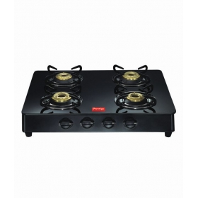 Prestige Royalegt 04 Glass Top Gas Stoves