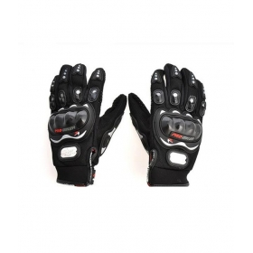Biker Gloves Black