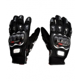 Hand Protective Gloves - Black