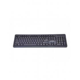 Kb-207s Ps2 Black Ps/2 Desktop Keyboard Keyboard