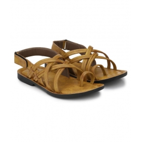 Prolific Tan Sandals