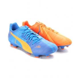 Puma Evopower 3 H2h Fg Blue Football Shoes