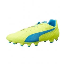 Puma Men S Evospeed 4. 4fg Yellow Football Shoes