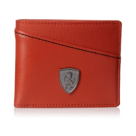Puma Pu Red Casual Regular Wallet