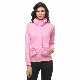 Full Sleeves Stylish Cotton Jackets For Women