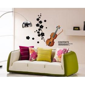 Ay934 Gitar Muisc Wall Sticker  Jaamso Royals
