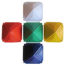 Pyramid Colour Set (5 Piece)