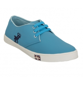 Blinder  Sky Blue Casual Shoes