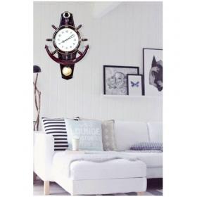 Circular Analog Wall Clock Mon 105700160 4 - Pack Of 1