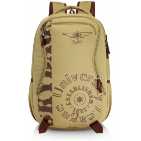 Skybags Raider 02 Brown 30 L Backpack (brown)