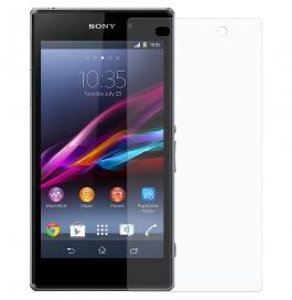Super Crp Sony Xperia Z1 2in1 Screen Guard