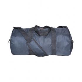 Ratto Dark Grey Solid Duffle Bag