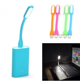 Flexible Usb Led Light Lamp For Laptop