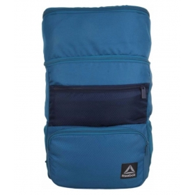 Reebok Blue Solid Duffle Bag