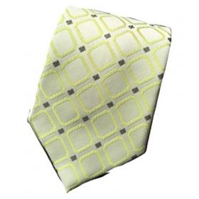 Regali Collections Green Dots Silk Necktie