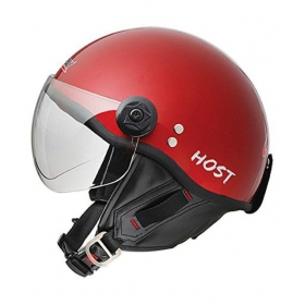 Replay Helmets Open Face Helmet Red M