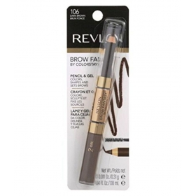 Revlon Colorstay Brow Pencil Fantasy Dark Brown 31 Gm