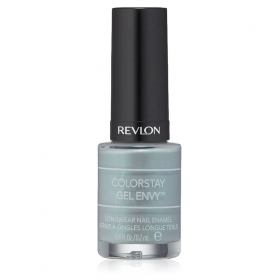 Revlon Colorstay Gel Envy Long Wear Nail Polish Pink Up In Charms Glossy 11.7 Ml
